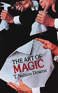 The Art of Magic Book
