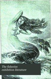The Fisheries Exhibition Literature: Volume 3