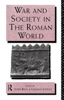 War and Society in the Roman World