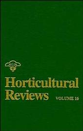 Horticultural Reviews: Volume 51