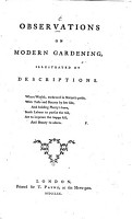 Observations on Modern Gardening  illustrated by descriptions   By Thomas Whately   PDF
