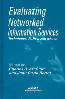 Evaluating Networked Information Services