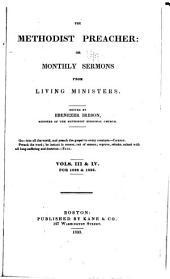 The Methodist Preacher: Monthly Sermons from Living Ministers ...