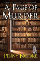 A Page of Murder  A Seabreeze Bookshop Cozy Mystery Book 1
