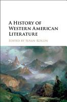 A History of Western American Literature PDF