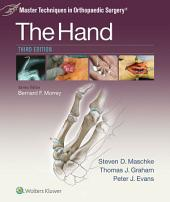 Master Techniques in Orthopaedic Surgery: The Hand: Edition 3