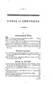 The Reports of Sir Creswell Levinz, Knt. Late One of the Judges in the Court of Common Pleas, at Westminster,: Containing Cases Heard and Determined in the Court of King's Bench, During the Time that Sir Matthew Hale, Sir Richard Rainsford, and Sir William Scroggs Were Chief Justices There; as Also of Certain Cases in Other Courts at Westminster, During that Time [1660-1696].