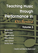 Teaching Music Through Performance in Orchestra PDF