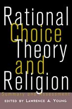 Rational Choice Theory and Religion PDF