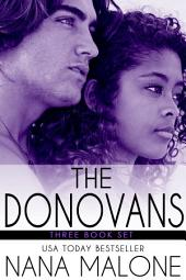 The Donovans Series (1-3): New Adult Romance
