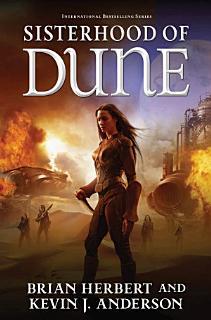Sisterhood of Dune Book