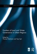 Frontiers of Land and Water Governance in Urban Areas