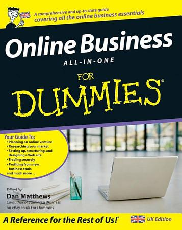 Online Business All In One For Dummies PDF