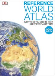 Reference World Atlas Book PDF