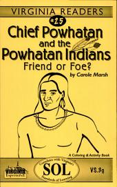 Chief Powhatan and the Powhatan Indians Reader