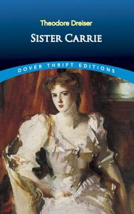 Sister Carrie Book
