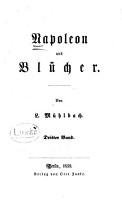 Napoleon und Bl  cher PDF