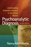 Psychoanalytic Diagnosis  Second Edition PDF