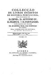 Collecção De Livros Ineditos De Historia Portugueza: Dos Reinados De D. Joaõ I, D. Duarte, D. Affonso V., e Joaõ II. Publicados De Ordem Da Academia Real Das Sciencias De Lisboa, Volume 4