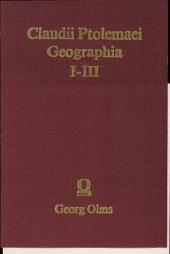 Claudii Ptolemaei Geographia