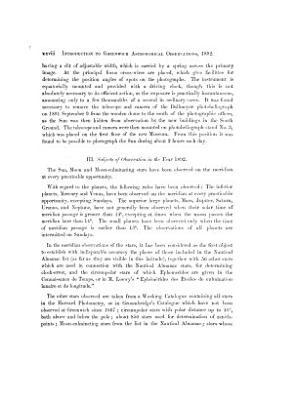 Observations Made in Astronomy  Magnetism and Meteorolgy PDF