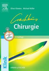 Crashkurs Chirurgie: Ausgabe 2