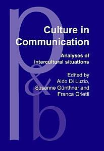 Culture in Communication Book