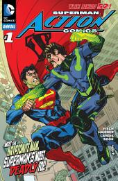 Action Comics Annual (2012-) #1