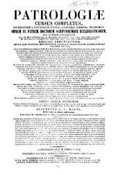 *Patrologia greca: 149: Nikēphorou tou Grēgora Rōmaikēs historias logoi 37