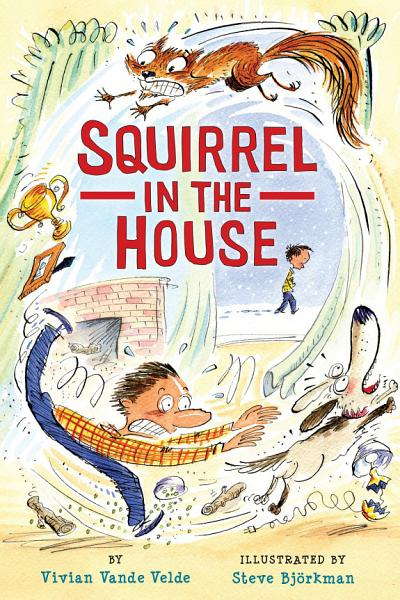 Download Squirrel in the House Book