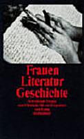 Frauen Literatur Geschichte PDF