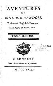 Aventures de Roderik Random, traduites de l'anglois de Fielding [par Philippe Hernandez et Philippe-Florent Puisieux]