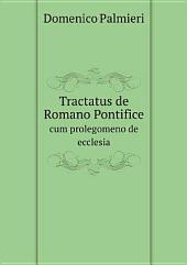 Tractatus de Romano Pontifice