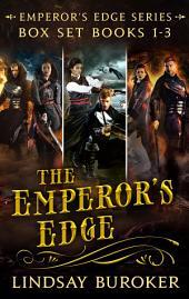 The Emperor's Edge Collection, Books 1-3