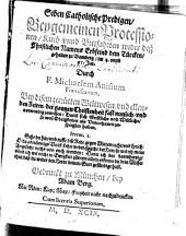 Siben Catholische Predigen, Bey gemeinen Processionen, Kirch unnd Bittfahrten wider deß Christlichen Namens Erbfeind dem Türcken