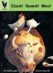 Cluck Quack Moo  Book PDF