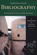 Scottish Life and Society  Bibliography for Scottish ethnology