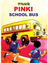Pinki School Bus English