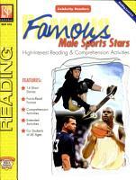 Celebrity Readers  Famous Male Sports Stars PDF