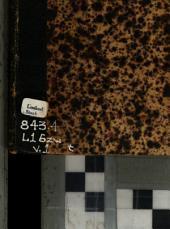 Zayde: histoire espagnole, Volume1