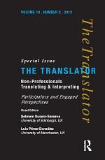 Non-Professional Translating and Interpreting