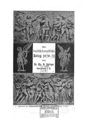 Der deutsch-französische Krieg 1870-71