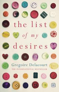 The List of my Desires Book