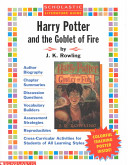 Harry Potter and the Goblet of Fire by J K  Rowling Book