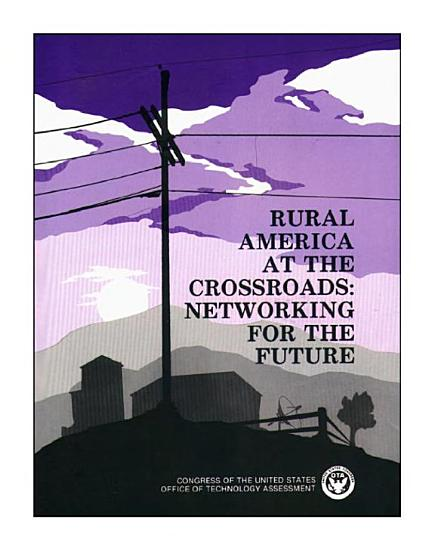 Rural America at the crossroads   networking for the future  PDF