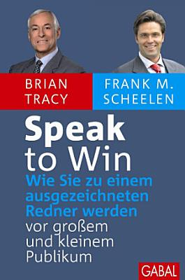 Speak to Win PDF