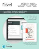 Revel for the Little Brown Handbook    Combo Access Card PDF