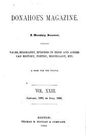Donahoe's Magazine: Volume 23