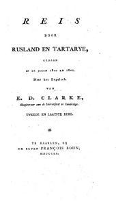 Reis door Rusland en Tartarye, gedaan in de jaren 1800 en 1801: Volume 2