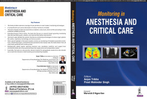 Monitoring in Anesthesia and Critical Care